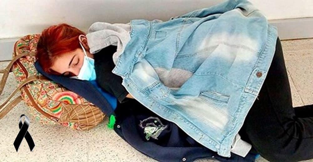 Muere a los 22 años tras pasar horas acostada en el suelo de un hospital suplicando una cama
