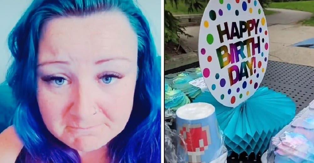 Su hijo de 6 años termina con el corazón roto porque nadie asistió a su fiesta de cumpleaños