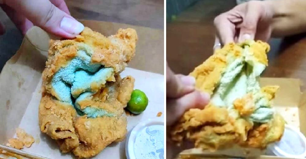 Pide pollo en un restaurante y recibe una toalla frita – «Es asqueroso y perturbador»