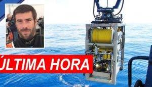 Hallan 2 botellas de oxígeno en el mar que pertenecen al parricida Tomás Gimeno