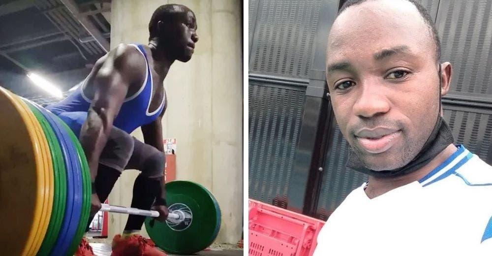 Un atleta se escapa de los Juegos Olímpicos para huir de su país y deja una nota a sus compañeros