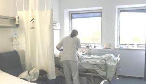 Adopta a la joven ciega y desamparada con quien compartió la habitación de hospital