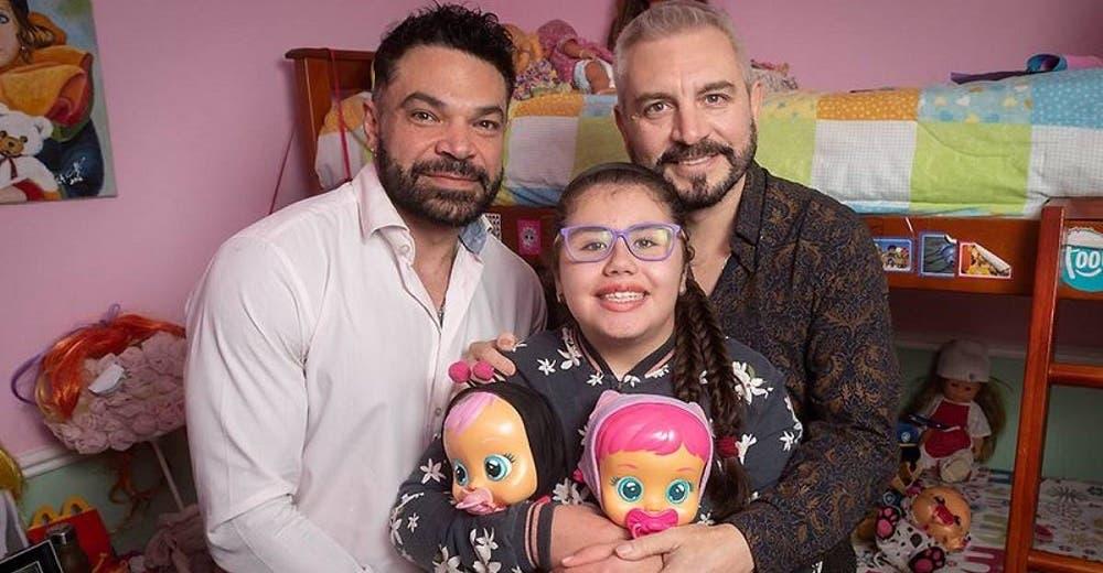Adoptan a la niña con leucemia que dejaron desamparada en el hospital