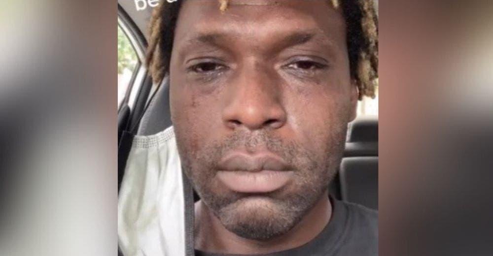 Un repartidor de comida llora al recibir 1 dólar de propina tras conducir durante una hora