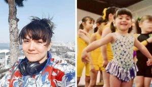 La llamaban «rellenita» pero se convirtió en una de las gimnastas más importantes del mundo