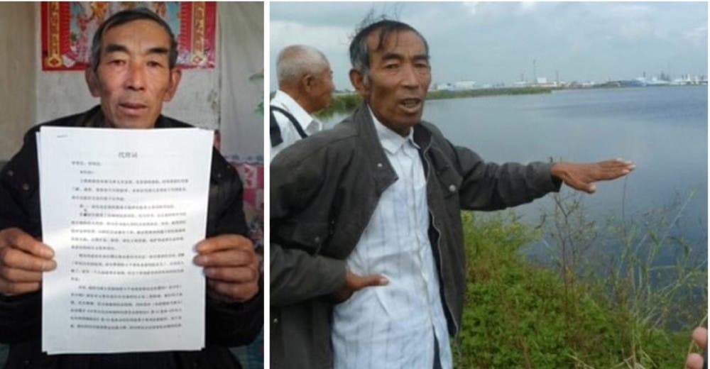 Un campesino estudia derecho por cuenta propia para defender a su aldea de una petrolera