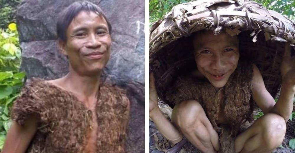Ha vivido más de 40 años en la selva aislado de la sociedad– «No sabía que existían las mujeres»