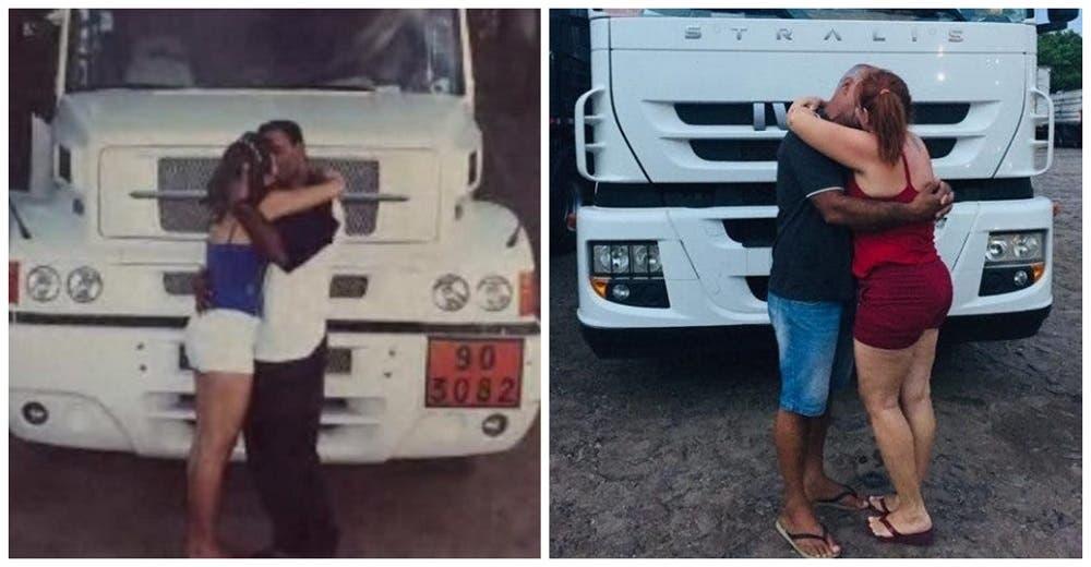 20 años después logra encontrar al amor de su vida para intentarlo de nuevo