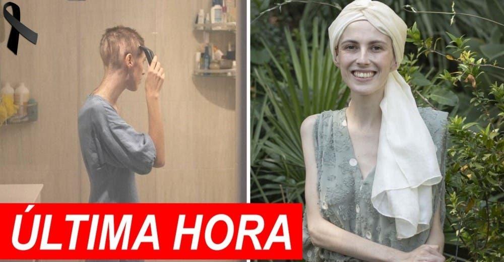 Muere a los 27 años la periodista y fotógrafa Olatz Vázquez, símbolo de lucha contra el cáncer